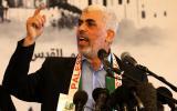 السنوار وغزة