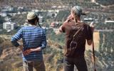 المستوطنون في الضفة الغربية