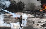 اصابات في مواجهات بالضفة الغربية