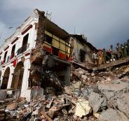 زلزال قوي يضرب المكسيك
