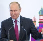 زيارة بوتين الى اسرائيل