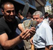 رواتب موظفي السلطة الفلسطينية واموال المقاصة