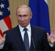 بوتين والتدخل في الانتخابات الامريكية