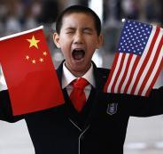 عقوبات امريكية على الصين