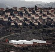 الاحتلال ينوي توسيع مستوطنة
