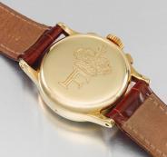 مزاد في دبي على ساعة ذهبية للملك فاروق
