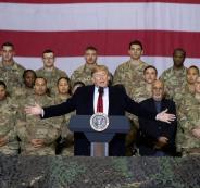 ترامب في افغانستان