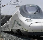 قطار الحرمين في السعودية