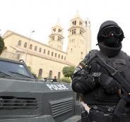 قتلى في صفوف الشرطة المصرية بالواحات