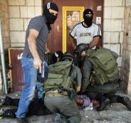 اعتقال مقدسيين مع العيسوية