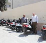 الأمن الوقائي يضبط عشرات الدرجات النارية المخالفة للقانون