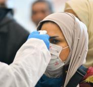 فيروس كورونا والدول العربية