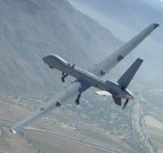اسقاط طائرة امريكية في اليمن