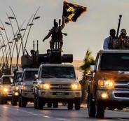 داعش قرب الاردن
