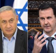 اسرائيل وسوريا