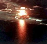 الاسلحة النووية الامريكية