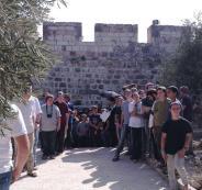 المستوطنون يقتحمون المسجد الأقصى