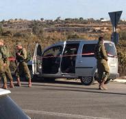 اطلاق نار على قوة اسرائيلية في بيت لحم