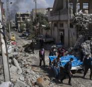 مقتل 307 مدنيين منذ بداية عملية الموصل