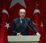 اردوغان والليرة التركية