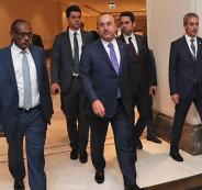 وزير الخارجية التركي: يجب محاسبة السلطات الاسرائيلية وجنودها