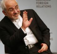 وزير الخارجية الايراني في نيويورك