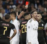 حكام الدوري الاسباني وريال مدريد وبرشلونة