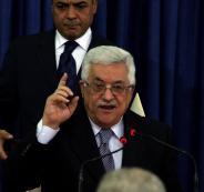 عباس والانتخابات الرئاسية والتشريعية