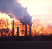 ثاني اكسيد الكربون في العالم