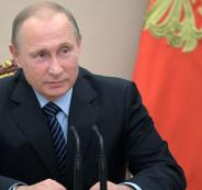 بوتين والعقوبات الامريكية على روسيا