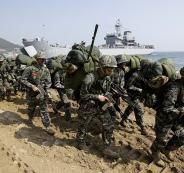 الجيش الامريكي وكوريا الشمالية