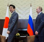 تطبيع العلاقات بين روسيا واليابان