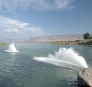 منسوب بحيرة طبريا