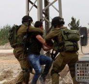 المعتقلين الفلسطينيين بالسجون الاسرائيلية