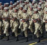 الحرس الثوري الايراني واسرائيل