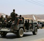 الجيش اللبناني وداعش
