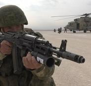 قواعد الجيش الامريكي في سوريا وروسيا