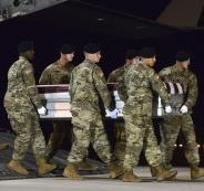 مقتل جنود امريكيين في قاعدة عسكرية بجورجيا