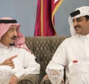 السعودية والقوات الامريكية في قطر
