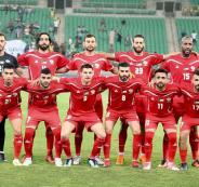 المنتخب الفلسطيني وقطر