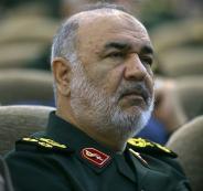 قائد الحرس الثوري واسقاط الطائرة الاوكرانية