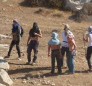 اعتداءات المستوطنين على الفلسطينيين في الضفة الغربية