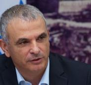 وزير المالية الاسرائيلي