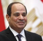 السيسي والرئيس الجزائري الجديد