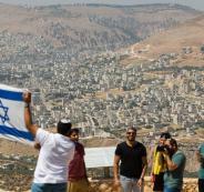 اسرائيل وزاراضي الفلسطينيين