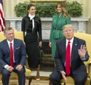 العلاقة الامريكية الاردنية