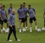 مفاجأة مدوية تشهدها تدريبات ريال مدريد