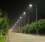 مشروع الطرق الرابطة في مدينة رام الله