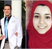 قاتل الطلاب الفلسطينيين في اميركا
