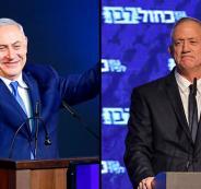 حكومة وحدة في اسرائيل